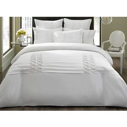 City Scene Triple Diamond 3-pc. King Duvet Set