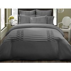 City Scene Triple Diamond 2-pc. Twin Duvet Set