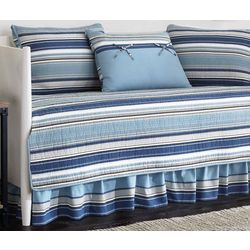 Stone Cottage Fresno Blue 5-pc. Daybed Set
