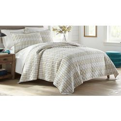Stone Cottage Earl Grey Quilt Set