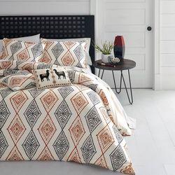 Azalea Skye Cusco Rhombus Duvet Cover Set