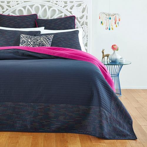Kantha Quilt Twin Kantha Quilt Bedspread Bed Cover Bedding Kantha Blanket