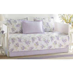 Laura Ashley Keighley 5-pc. Daybed Quilt Set