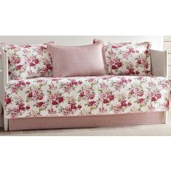 Laura Ashley Lidia 5-pc. Daybed Quilt Set