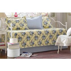 Laura Ashley Linley 5-pc. Daybed Quilt Set