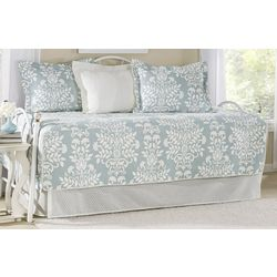 Laura Ashley Rowland 5-pc. Daybed Quilt Set