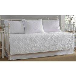 Stone Cottage Burch White 5-pc. Daybed Quilt Set
