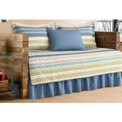 Eddie Bauer Persimmon Yakima Valley 5-pc. Daybed Quilt Set