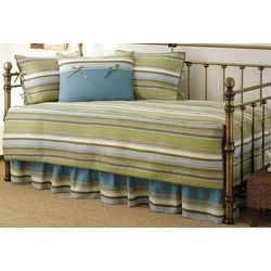 Stone Cottage Fresno Green 5-pc. Daybed Set