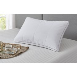 Zurich Goose & Down Quilted Jumbo Pillow