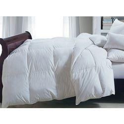Blue Ridge Home Cotton Twill Down Alternative Comforter