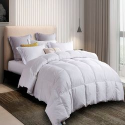 Martha Stewart Feather & Down Comforter