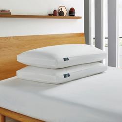 2-pk. Goose Feather & Down Fiber King Side Pillow Set