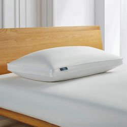 Serta Down Fiber King Size Side Sleeper Pillow