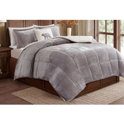 Woolrich Alton Plush Down Alternative Comforter Set