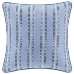 Echo Design Kamala Stripe Square Decorative Pillow