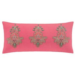 Echo Design Guinevere Oblong Decorative Pillow