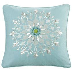 Echo Design Sardinia Aqua Decorative Pillow