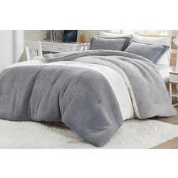 Intelligent Design Arlow Sherpa Reversible Comforter Set