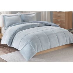 Intelligent Design Carson Reversible Comforter Set