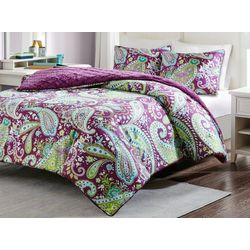 Intelligent Design Melissa Reversible Comforter Mini Set