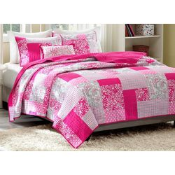Mi Zone Abbey Coverlet Set