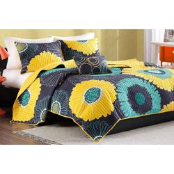 Mi Zone Alice Coverlet Set