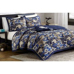 Mi Zone Josh Coverlet Set