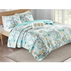 Mi Zone Tamil Coverlet Set