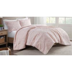Arya Medallion Ultra Plush Comforter Set