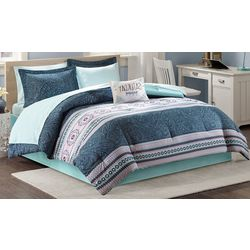 Intelligent Design Gemma Comforter & Sheet Set