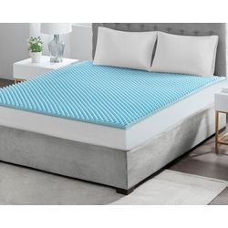 Flexapedic 1.5'' Hypoallergenic Cooling Mattress Topper