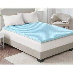 Flexapedic 3'' Hypoallergenic Cooling Mattress Topper
