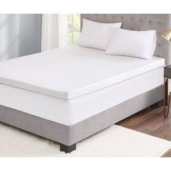 Flexapedic 3'' Cooling Gel Memory Foam Mattress Topper