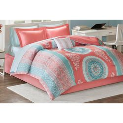 Intelligent Design Loretta Comforter & Sheet Set