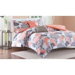 Marie Coral Comforter Set