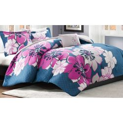 Mi Zone Allison Comforter Set