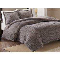 Madison Park Plush Down Alternative Comforter Mini Set