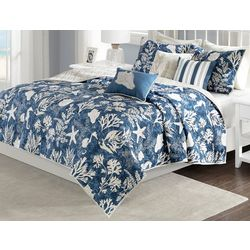 Madison Park Cape Cod 6-pc. Coverlet Set