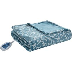 Beautyrest Adelynn Electric Throw