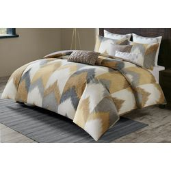 Ink & Ivy Alpine Yellow Comforter Mini Set