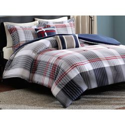 Intelligent Design Caleb Comforter Set