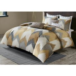 Ink & Ivy Alpine Yellow Duvet Mini Set