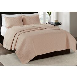 Madison Park Quebec 3-pc. Coverlet Set