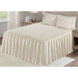 Madison Park Roxanne 3-pc. Coverlet Set