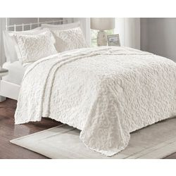 Madison Park Sabrina 3-pc. Coverlet Set