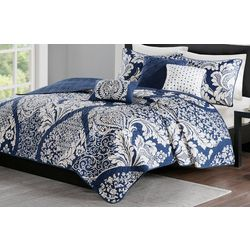 Madison Park Vienna 6-pc. Coverlet Set