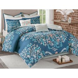 Madison Park Eden 8-pc. Printed Comforter Set