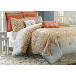 Nisha 7 pc Comforter Set