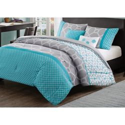 Intelligent Design Clara Comforter Set